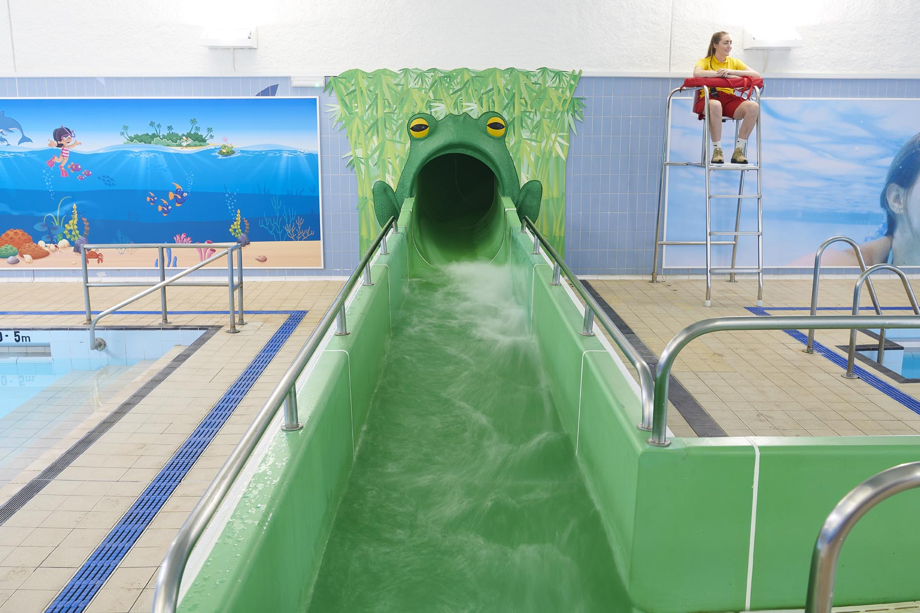 Impulse Leisure Swimming Timetable